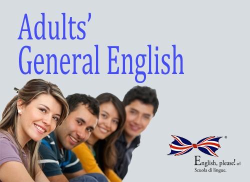 Inglese generale per adulti