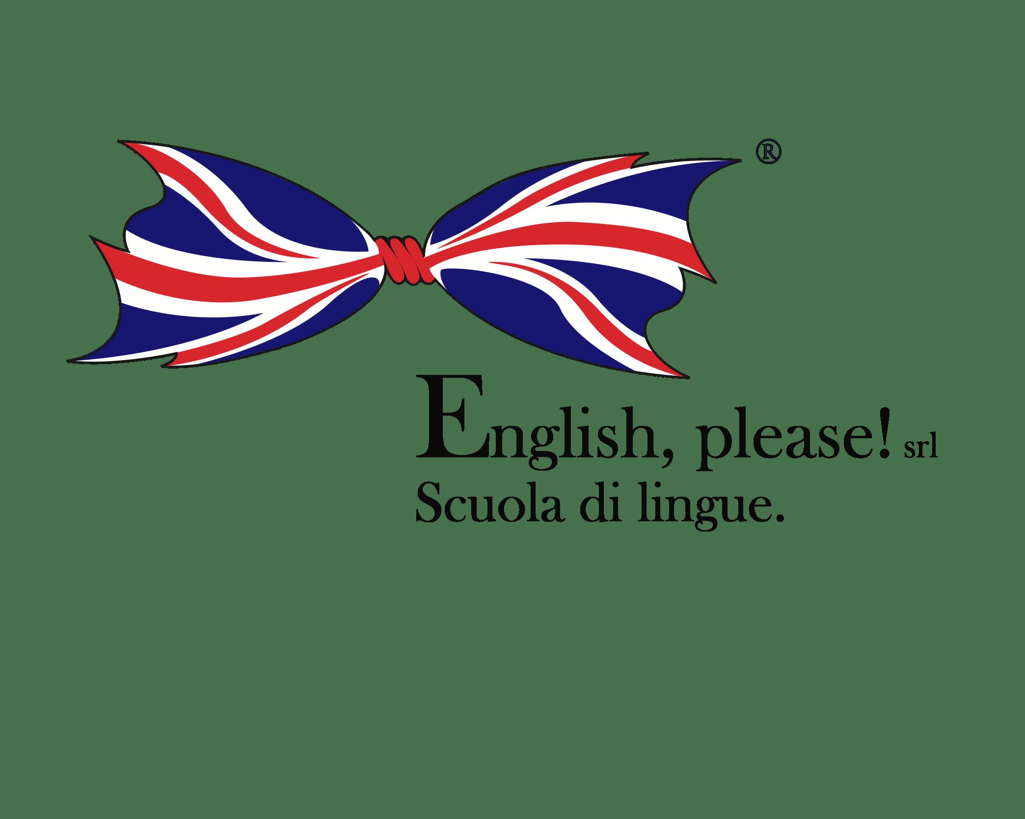 English, please! srl